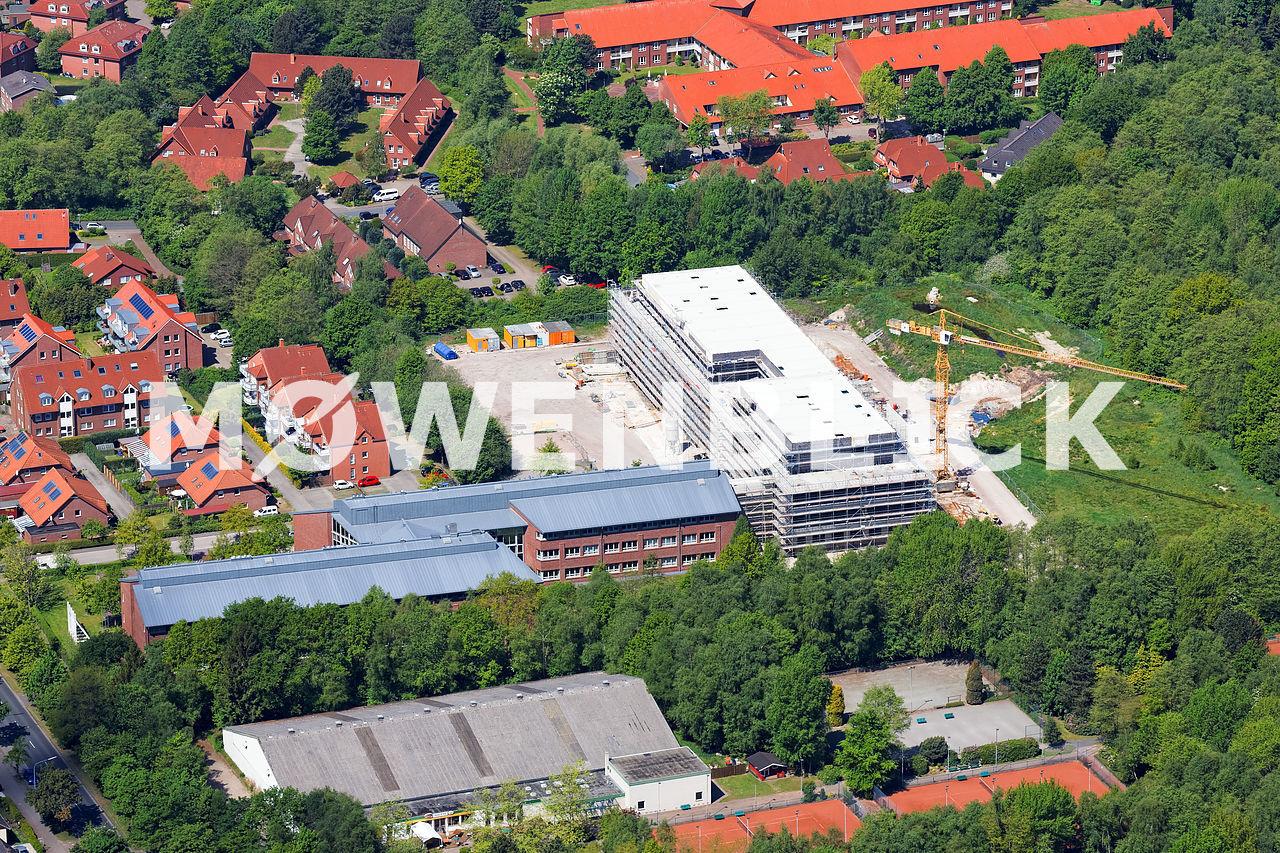 Laves Oldenburg Luftbild