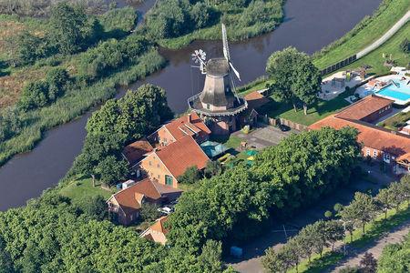 Luftaufnahme Hengstforder Mühle
