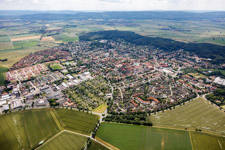 Luftaufnahme Gehrden