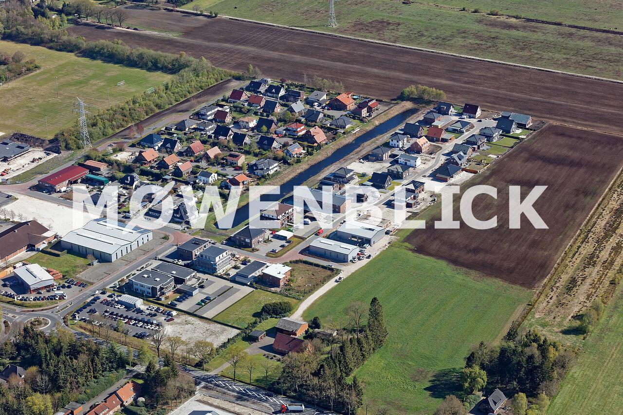 Spiekerooger Straße Luftbild
