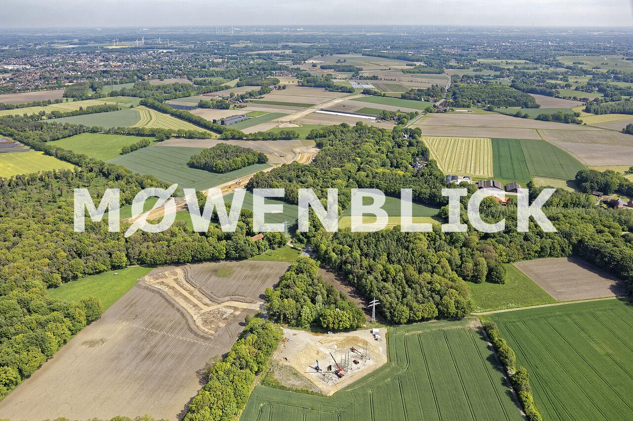 Wildeshauser Landstraße Luftbild