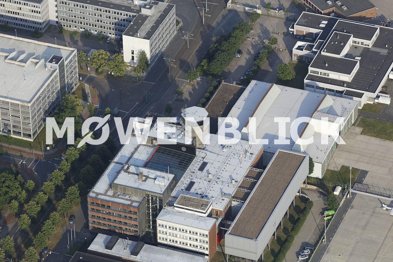 Bremen Tower Luftbild