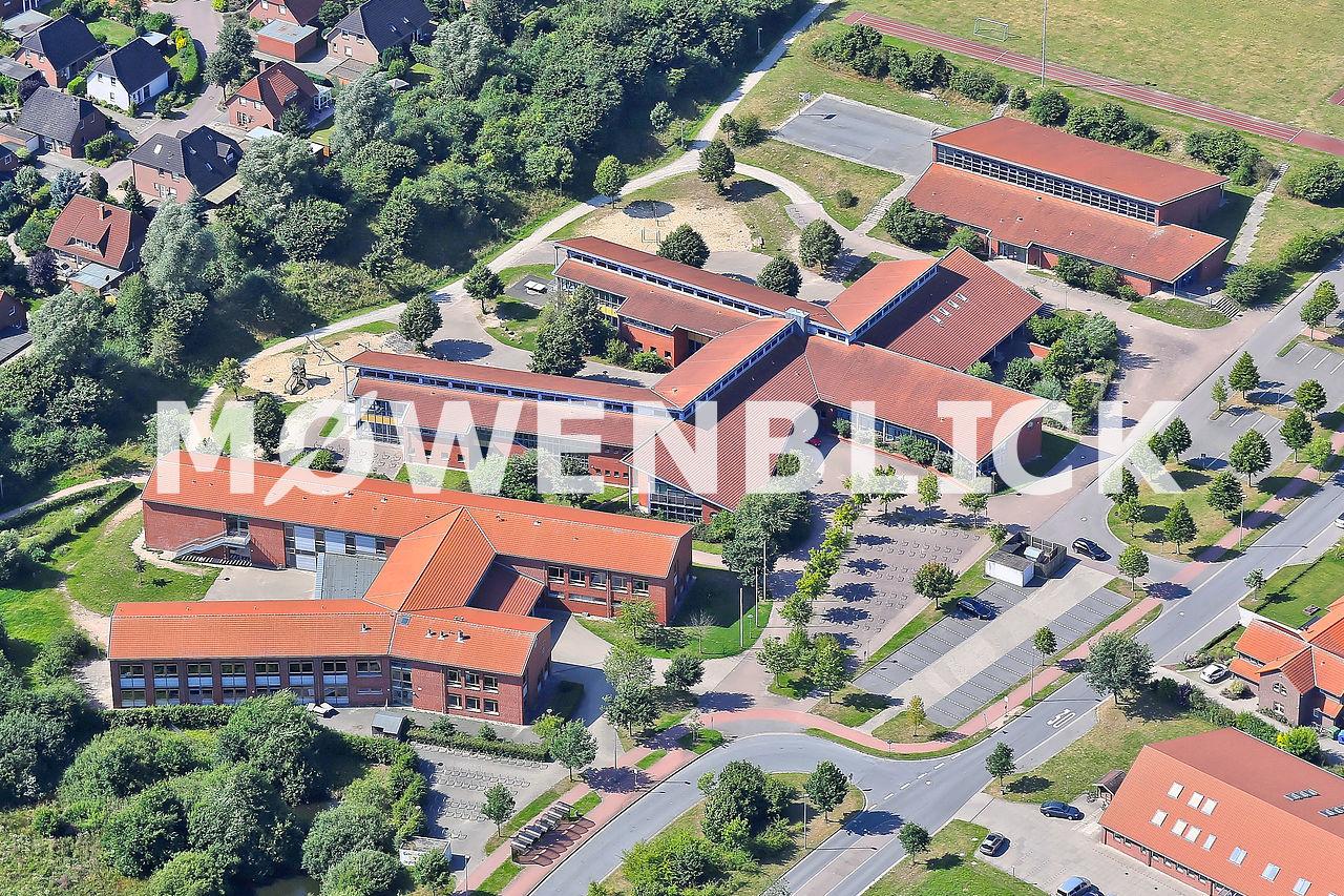 Hauptschule Syke Luftbild