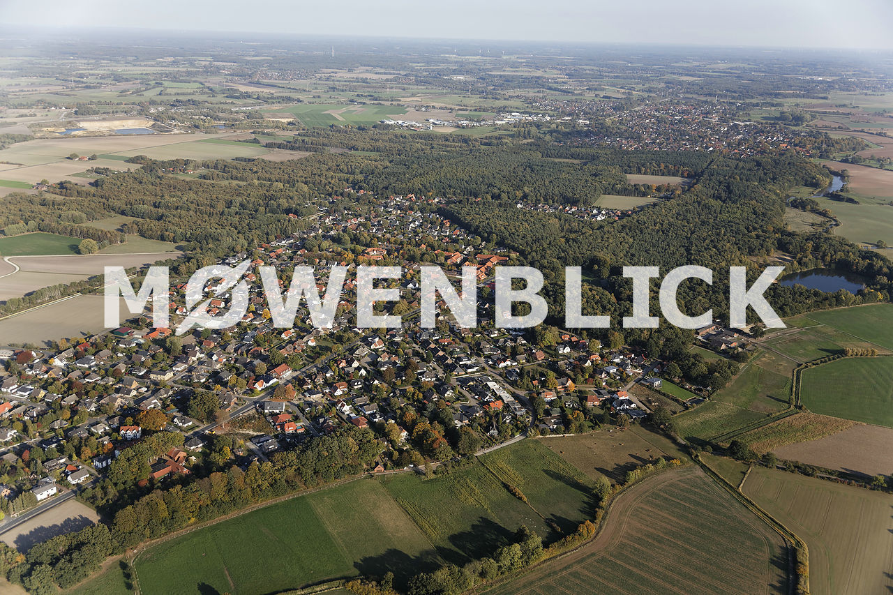 Speckenholz Luftbild