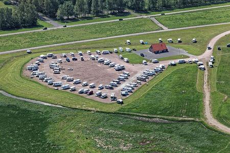 Luftaufnahme Hooksiel