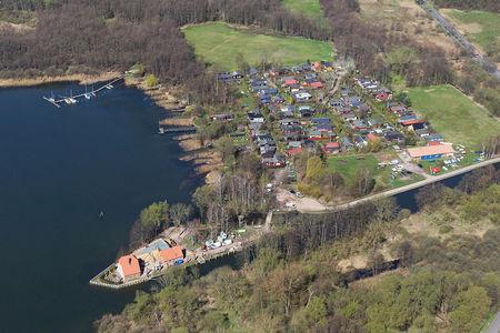 Luftaufnahme Groß Sarau