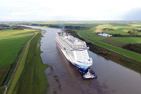 neues Schiff aus Papenburg