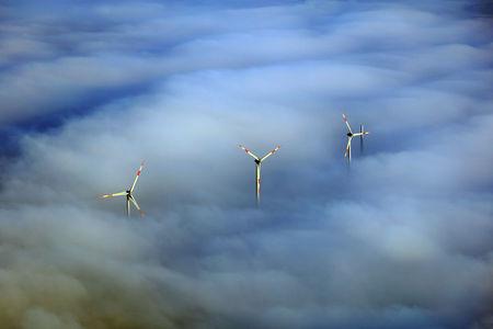 Luftaufnahme Eydelstedt