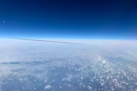 Luftaufnahme Stadt Bønnelandshuse
