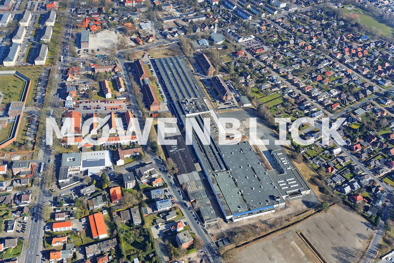 ACC Motor Plant Luftbild