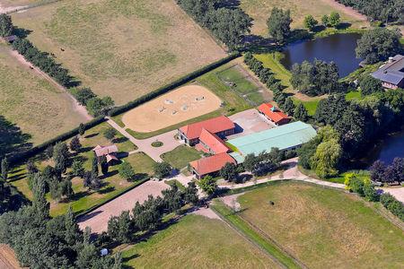 Luftaufnahme Thedinghausen Westerwisch