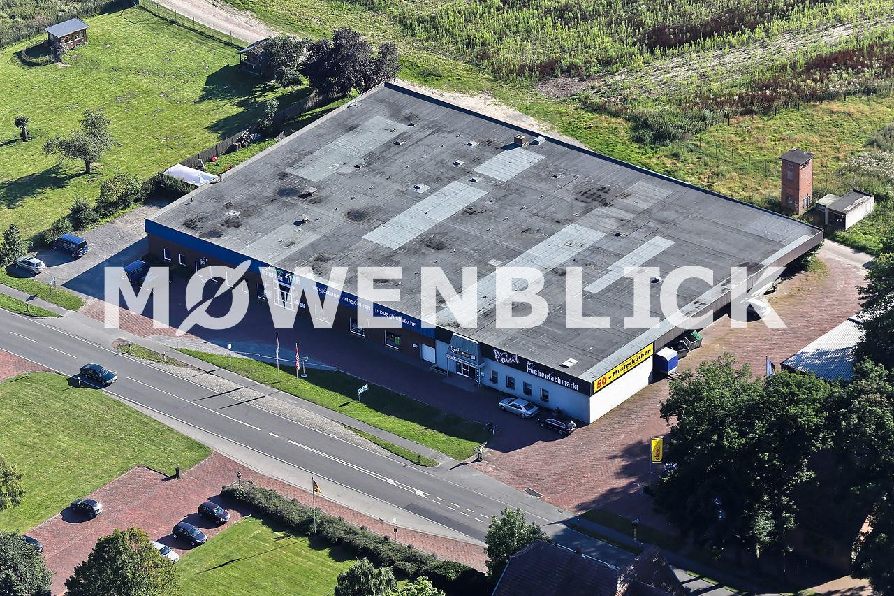 Industriegebiet Calveslage Luftbild