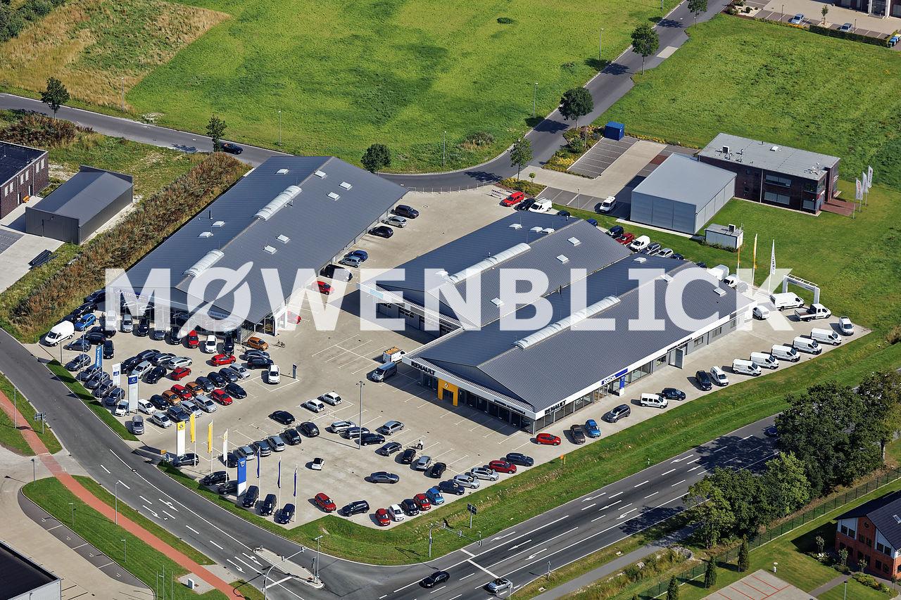 Renault Janssen Luftbild