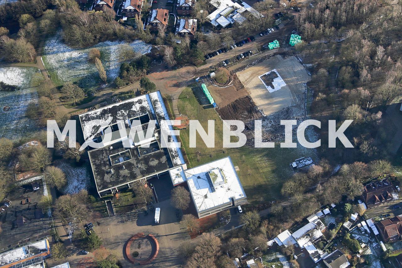 IGS Kreyenbrück Luftbild