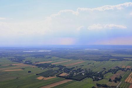 Luftaufnahme Ihlienworth