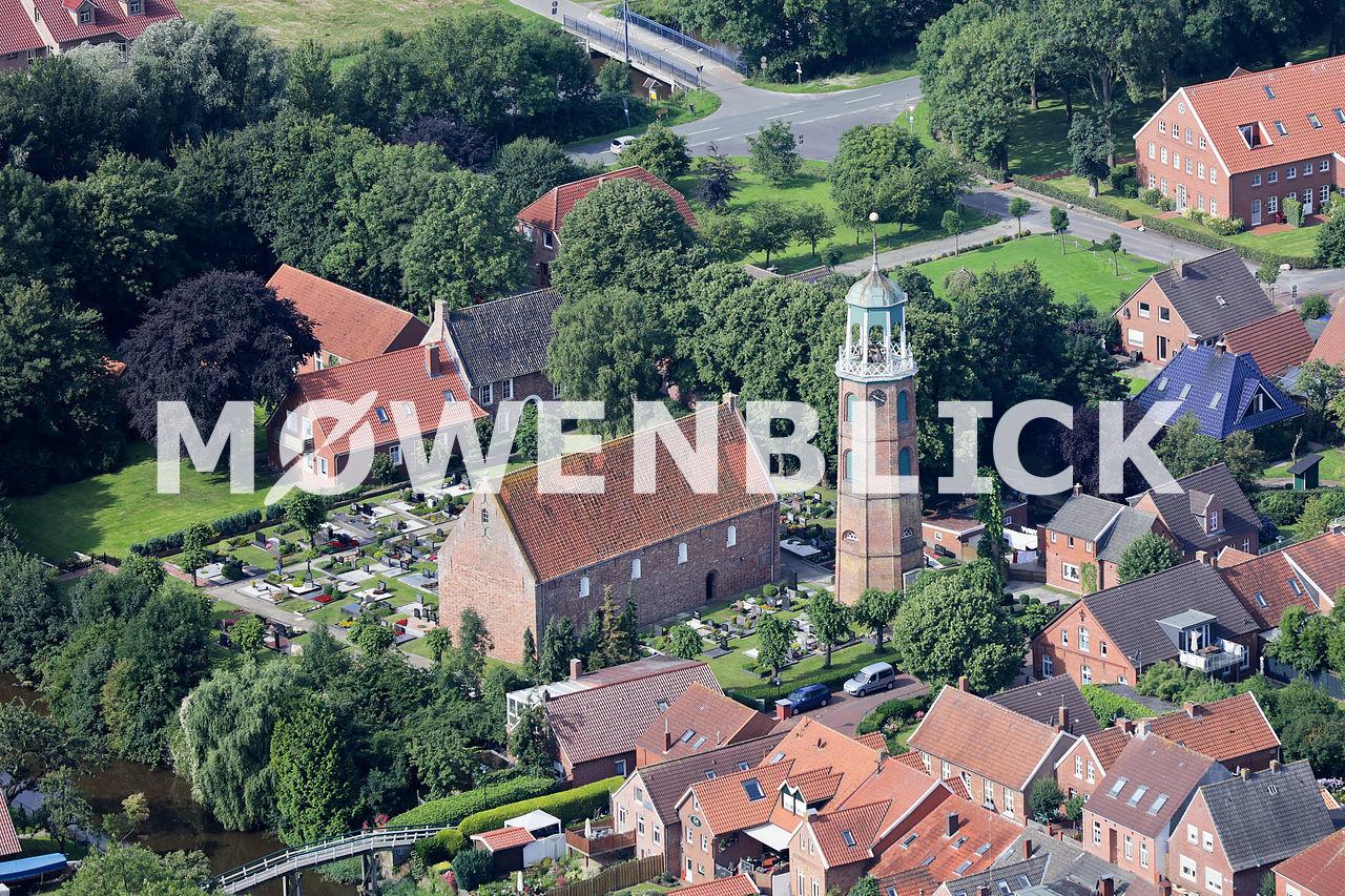 Evangelisch Reformierte Kirche Sankt Paulus Luftbild