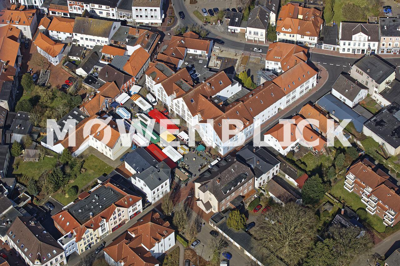 Neumarkt Luftbild
