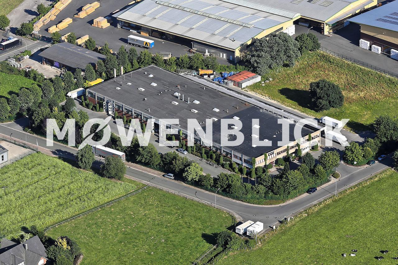 Berendsen GmbH Luftbild