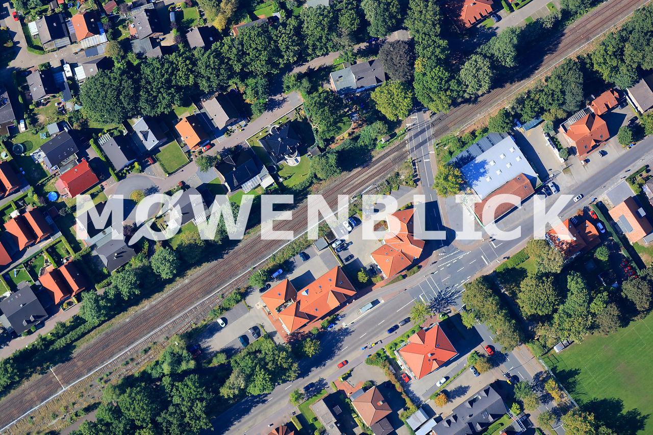 Karuschenweg Luftbild