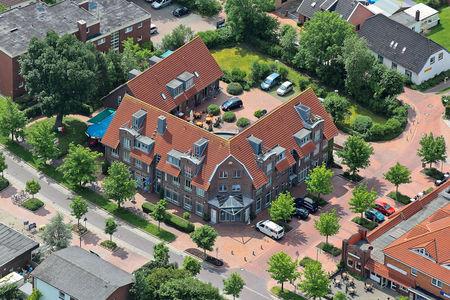 Luftaufnahme Kreuzhamm Lange Straße