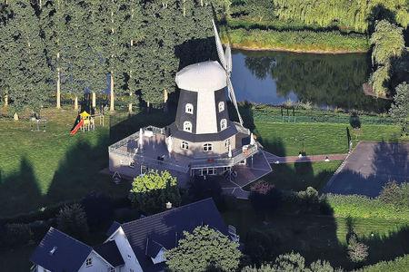 Luftaufnahme Spredaer Mühle