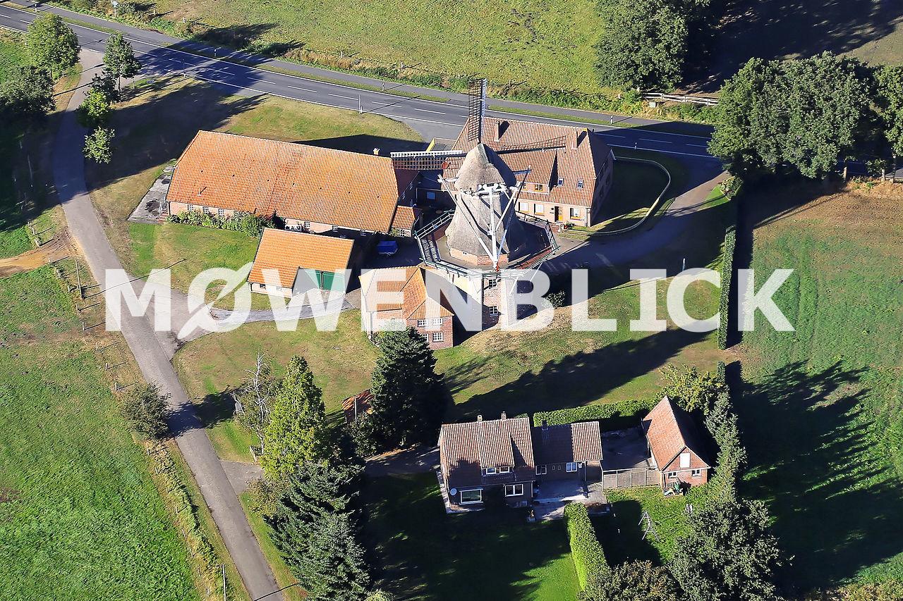 Mühle Deeken Luftbild