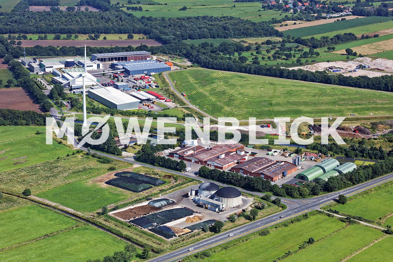 MKW Aurich Luftbild