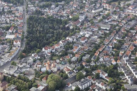 Luftaufnahme Nadorster Straße