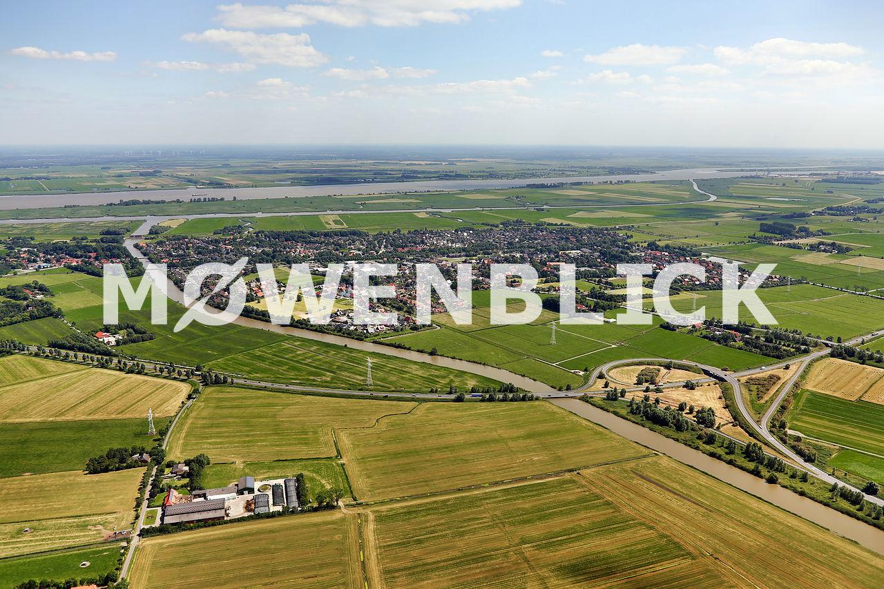 Luftaufnahme Rodenkirchen Luftbild