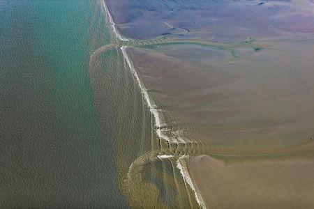Luftaufnahme Natur
