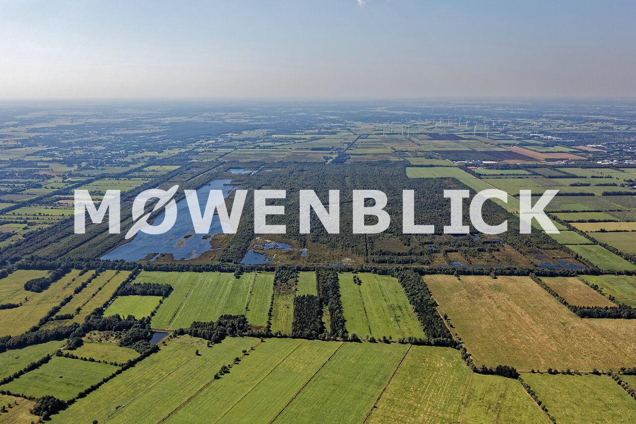 Neu Moor Luftbild
