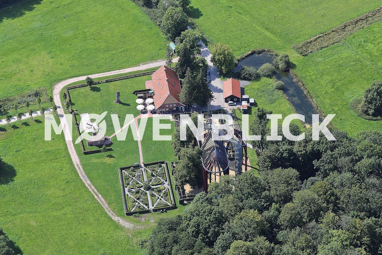 Kloster Ihlow Luftbild