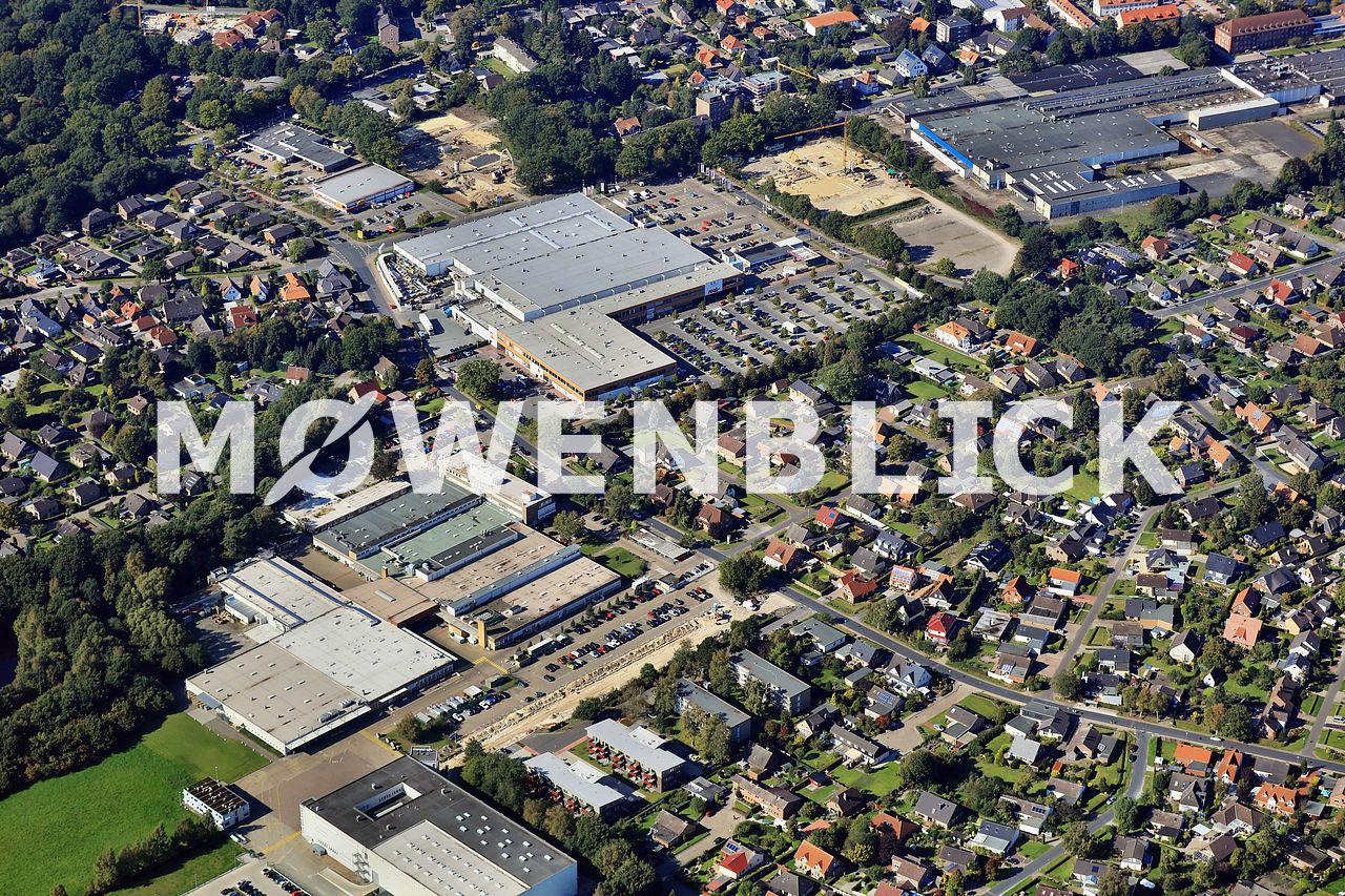Kreyenbrück Luftbild