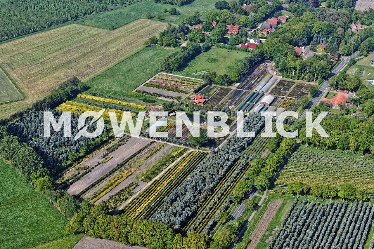 Jaderberger Straße Luftbild