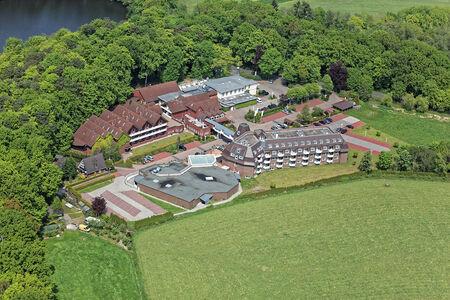 Luftaufnahme Landhotel Friesland