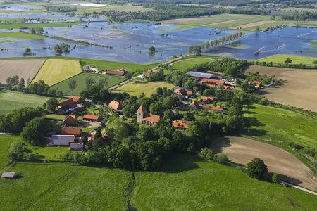 Luftaufnahme Gesamter Ort Kirchwahlingen