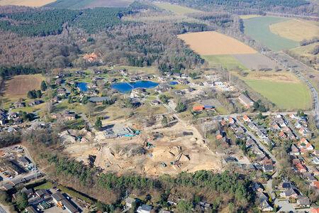 Luftaufnahme Spascher Park