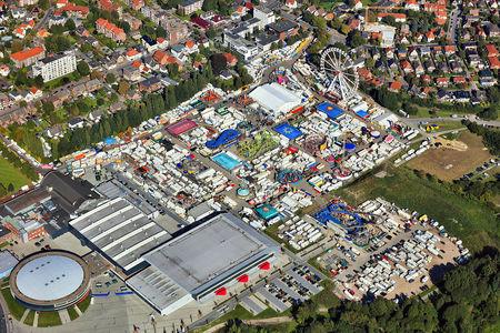 Luftaufnahme Kramermarkt