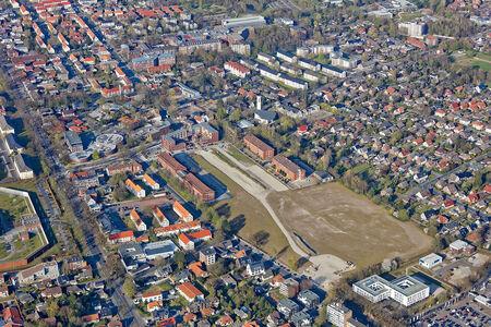 Luftaufnahme GSG