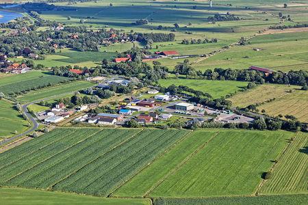 Luftaufnahme Altenesch