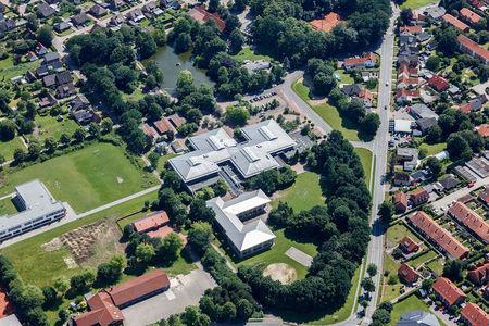 Luftaufnahme Oberschule