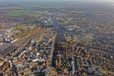 Hafen Hunte