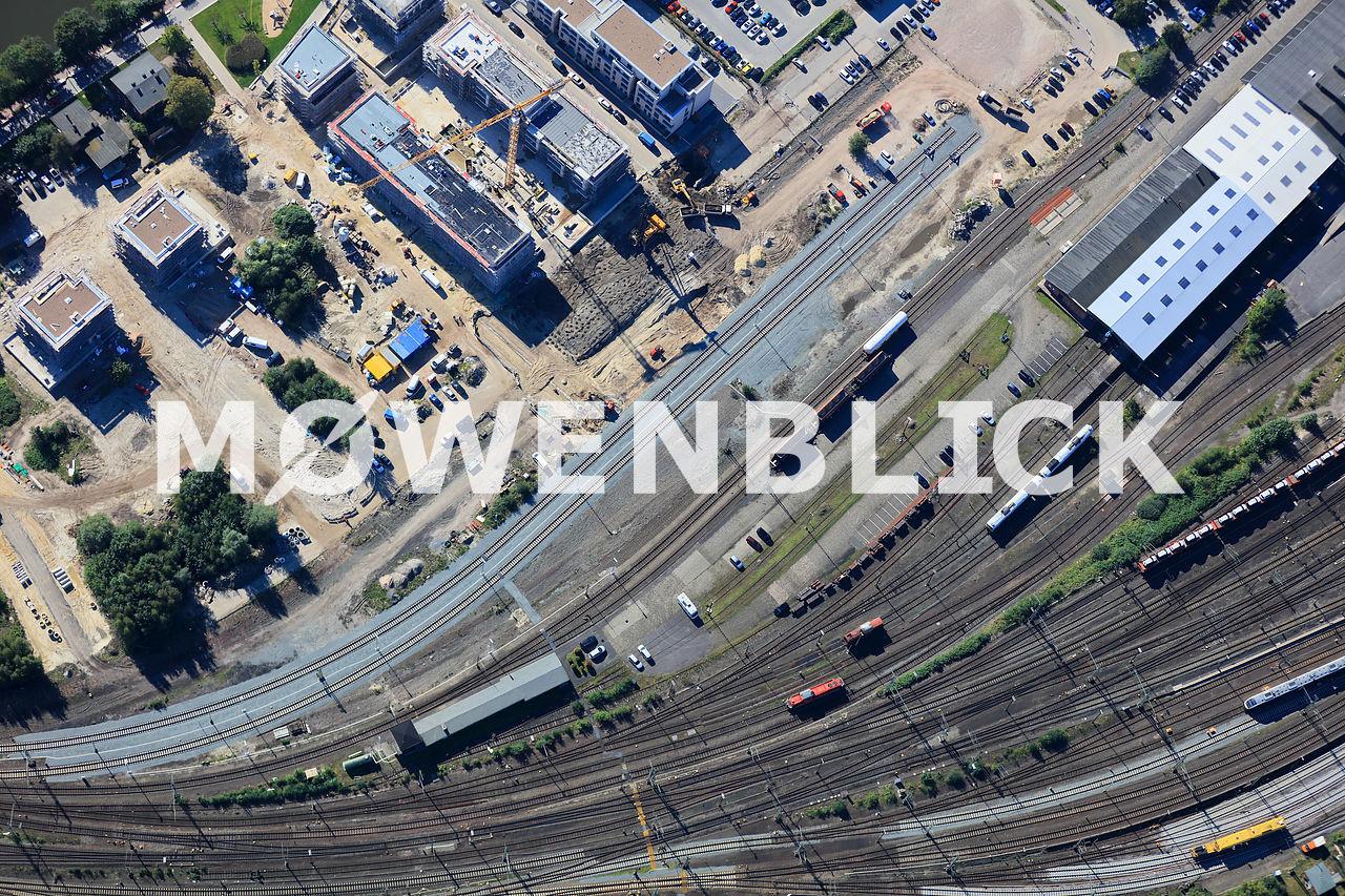 Maastrichter Straße Luftbild