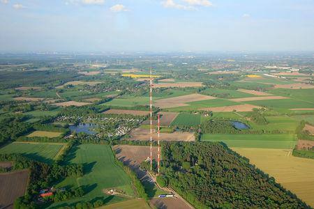 Luftaufnahme NDR
