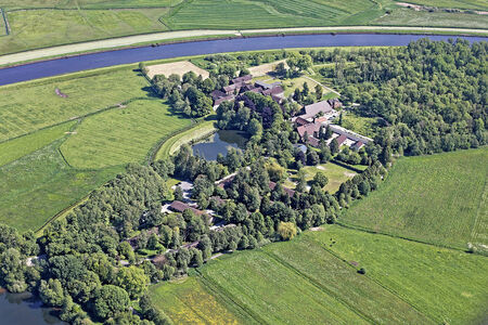 Luftaufnahme Kloster Blankenburg