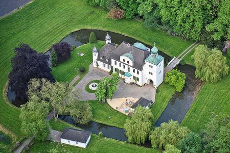 Luftaufnahme Gut Bomhof