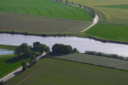 Luftaufnahme Düveleistraße