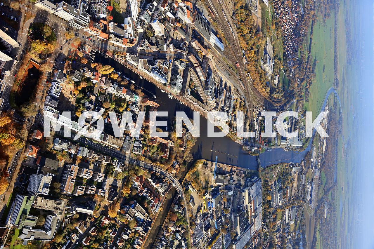 Hafen Oldenburg Luftbild