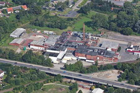 Luftaufnahme Fabrik-Pieper
