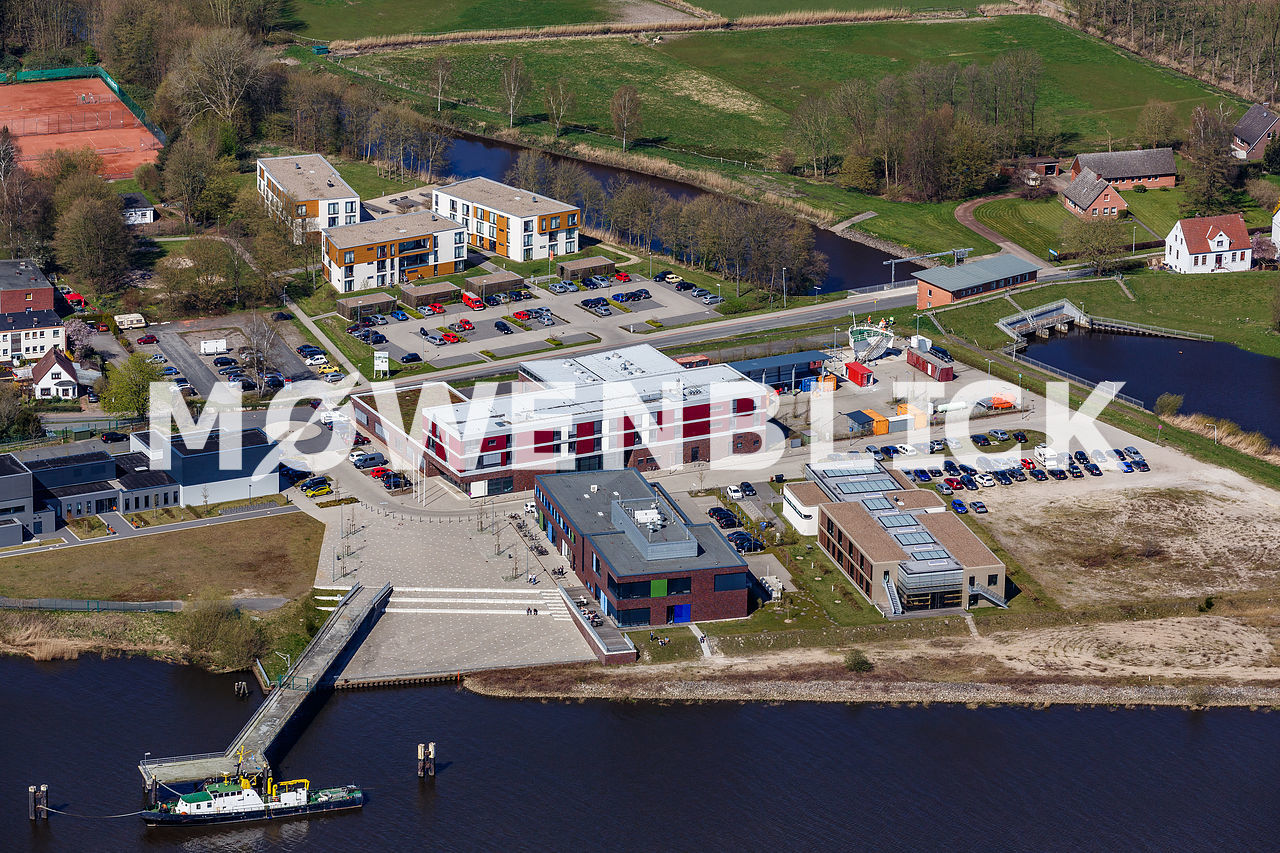 Maritime Hochschule Luftbild